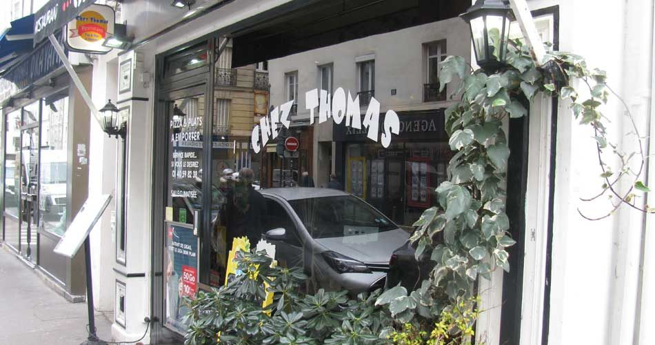 restaurant chez thomas